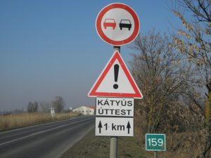 veszélyes utak